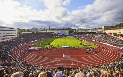 IAAF Diamond League Oslo Bislett Games förlänger samarbetet med TicketCo