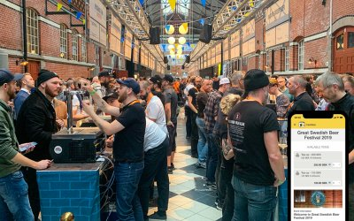 Great Swedish Beer Festival en succé – Alla kommer tillbaka!
