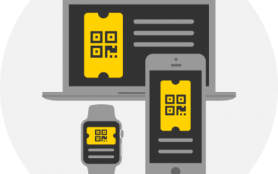 Combined QR-Code makes life easier