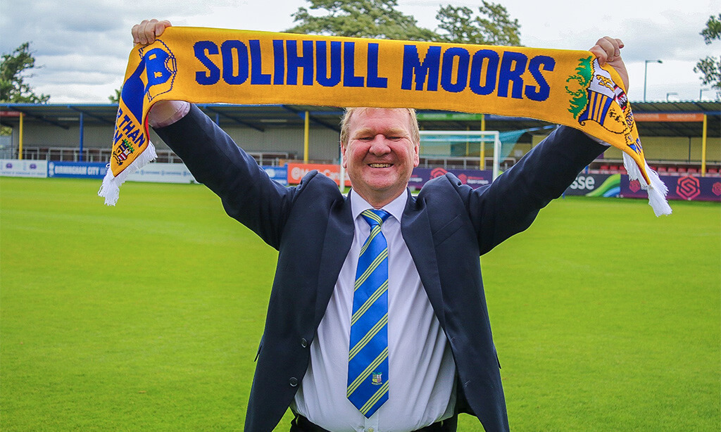 Solihull Moors FC introduce 'Honesty Boxes'
