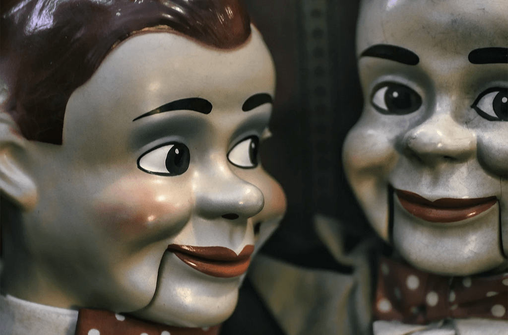 How you can be the puppet master rather than the puppet