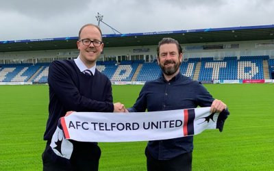 Preparing for a COVID-19 secure re-start with National League North club AFC Telford