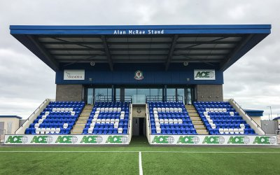 Cove Rangers announce TicketCo as new ticketing partner