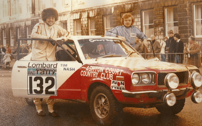 Iconic Lombard Rally Bath to go ahead – and reach a global audience for the first time via TicketCo TV