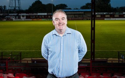 'Any club would be crazy to ignore the capabilities of live streaming,' Altrincham FC co-chairman speaks to TicketCo after successful launch