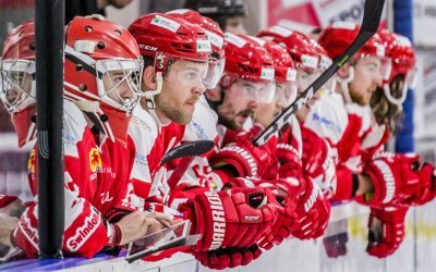 Ice hockey fans count down the days until first face-off as streaming series is launched with TicketCo TV