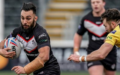 London Broncos look to the future with TicketCo