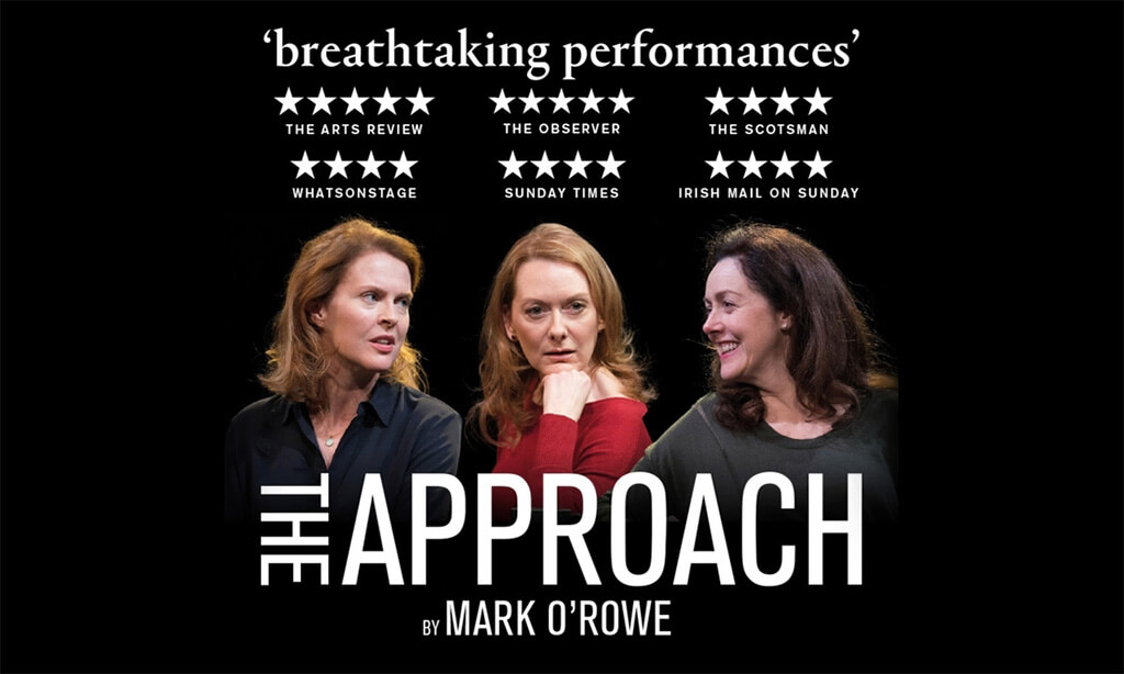 Landmark Productions' The Approach set to make its debut on the virtual stage via TicketCo Media Services' live streaming platform