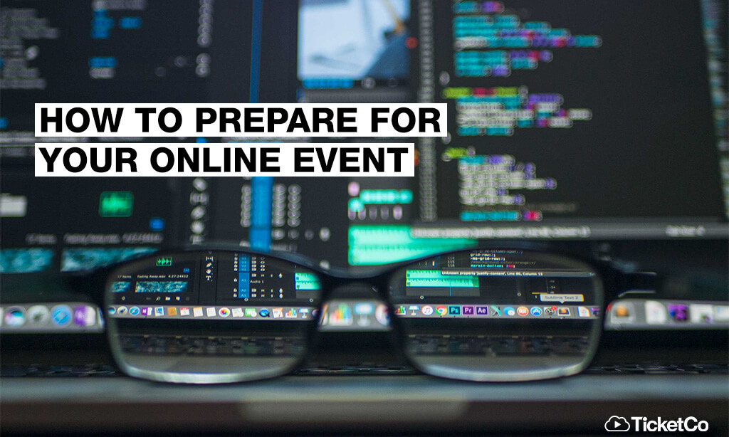 Preparing for your online broadcast