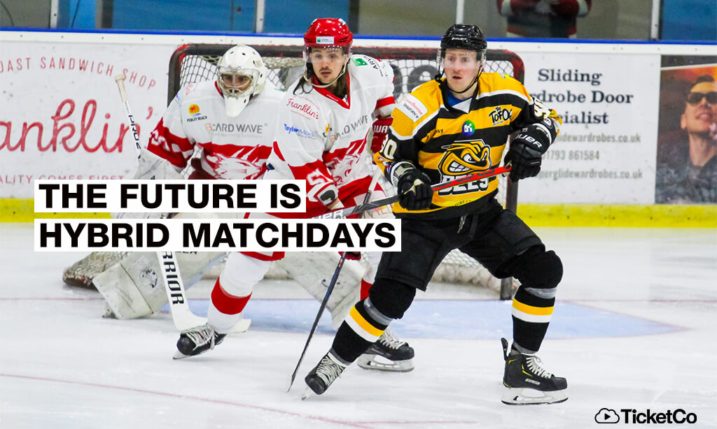 Ice hockey Spring Cup crystalises hybrid future for matchdays