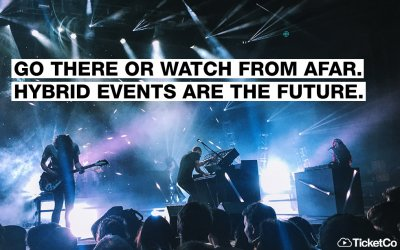 Live music like never before! Streamland.uk launched to support the events industry
