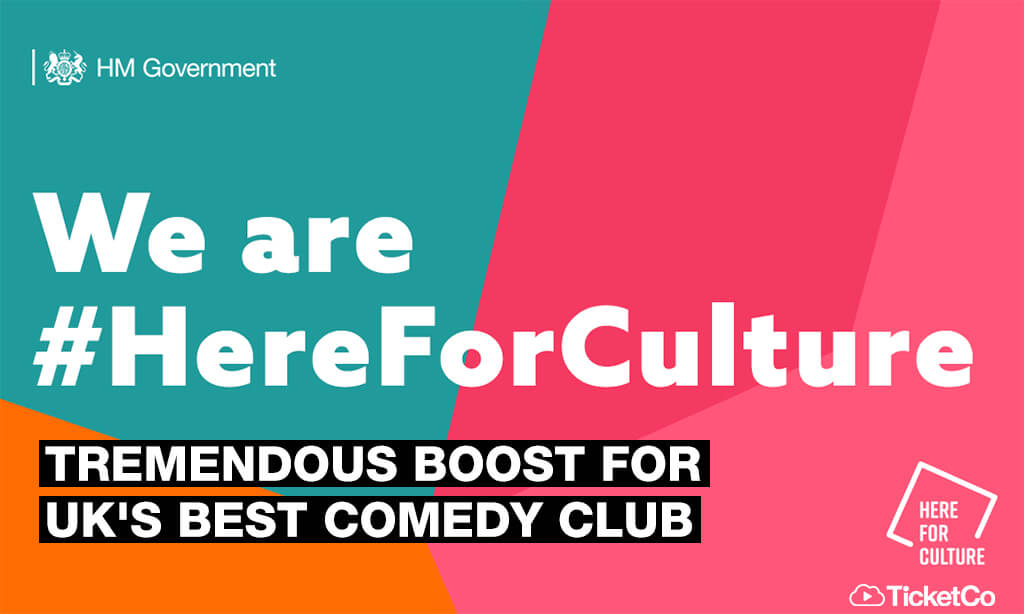 Just The Tonic secure digital future via latest round of #HereForCulture funding