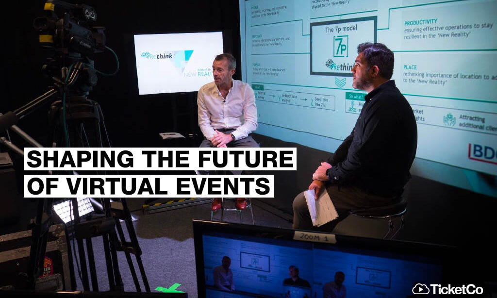 In the room technology shapes future of affordable event delivery