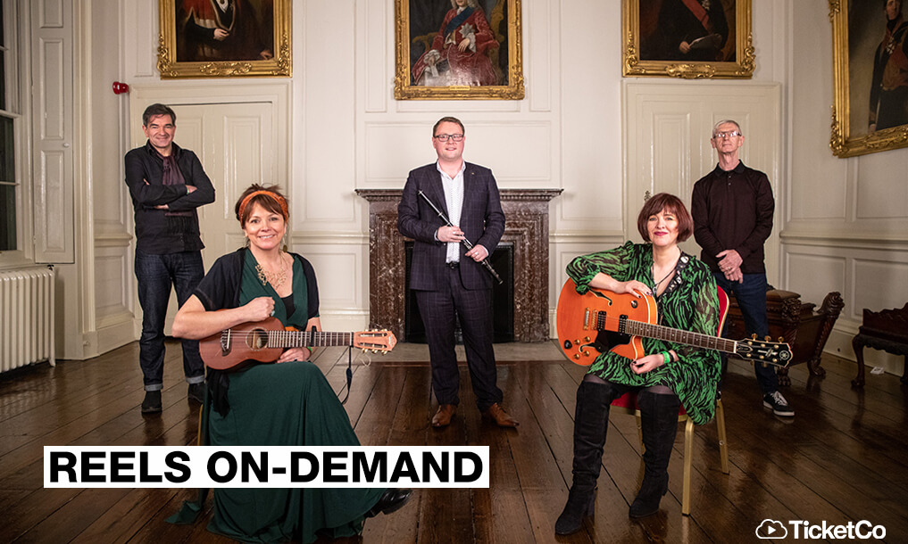 Propelling Irish music to a global audience via online broadcasting
