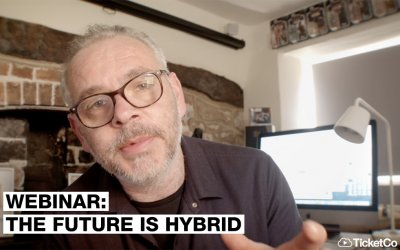 Webinar: Why hybrid events are the next big thing