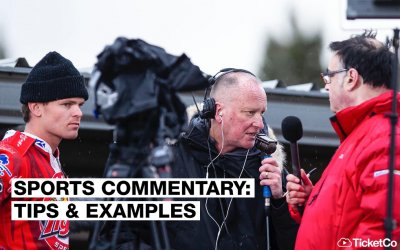 Tips to deliver perfect sports commentary with examples