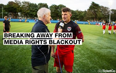 First non-league club breaks away from media rights blackout