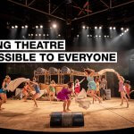 Streaming makes theatre accessible to all online