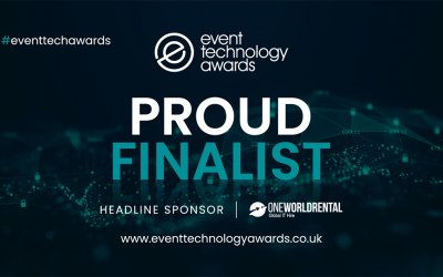 TicketCo nominated in three categories for Event Technology Awards