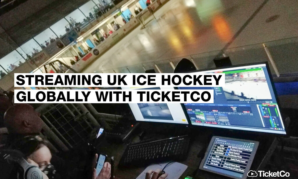 Taking British ice hockey to global audiences, with Swindon Wildcats