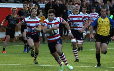 Rosslyn Park FC signs with TicketCo