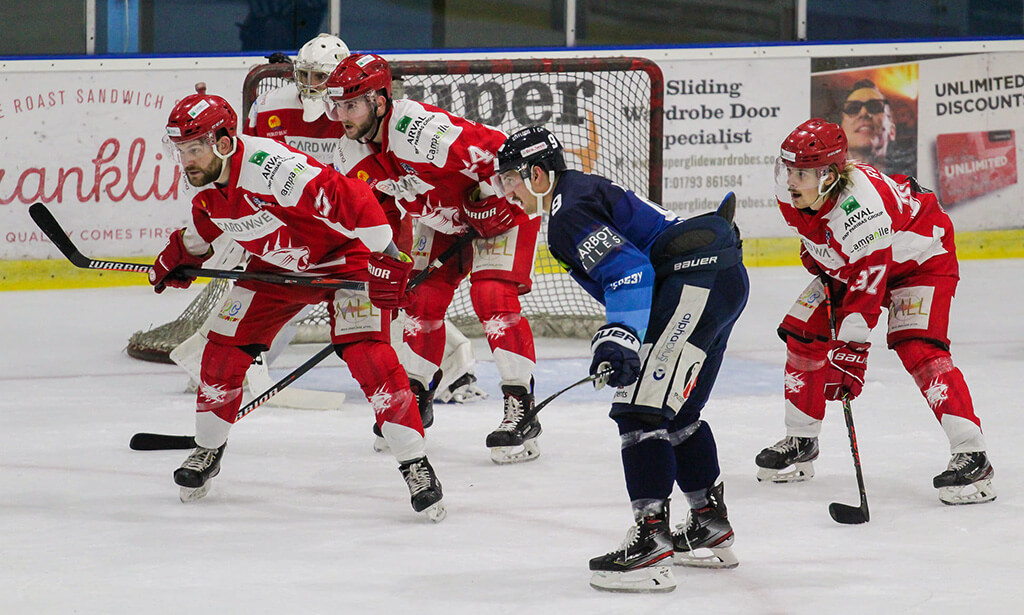 Swindon Wildcats look towards a bright hybrid future following success of UK ice hockey's Streaming Series
