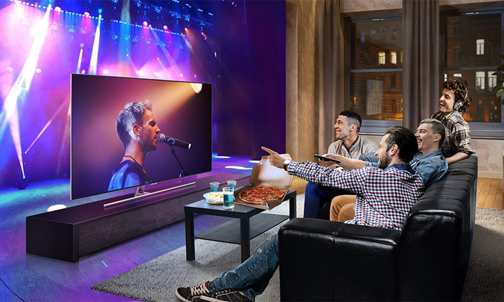 You're in charge! Concert TV launches a spectacular new digital show that puts the viewer in charge of what they watch