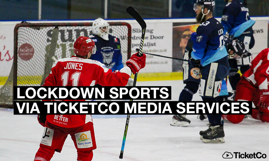 UK ice hockey returns via inaugural Spring Cup live streaming series